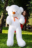 Белый 180 см-вый плюшевый мишка