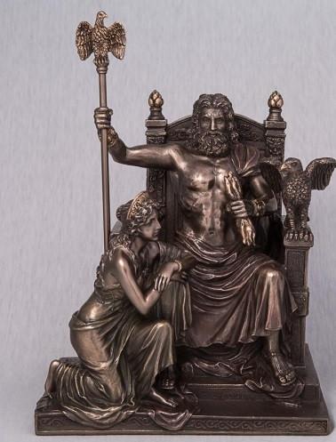 """Статуэтка """"Зевс и Гера"""" (28 см)"""