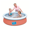 Детский надувной  бассейн, размер 152х38 см