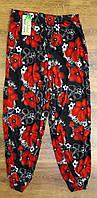 """Женские брюки-султанки """"Jujube"""" L-4XL  Art-209, фото 1"""