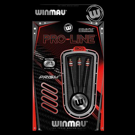 Дротики steel Winmau Pro-Line 23gr 90% tungsten PROFI, фото 2