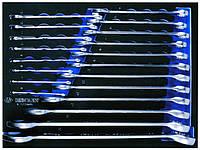 Набор  инструментов для тележки 259 пр. в мягких ложементах (без тележки)  (EVA ложемент)