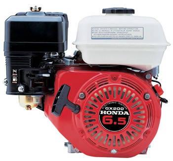 Безиновый двигатель Honda GX 200, фото 2