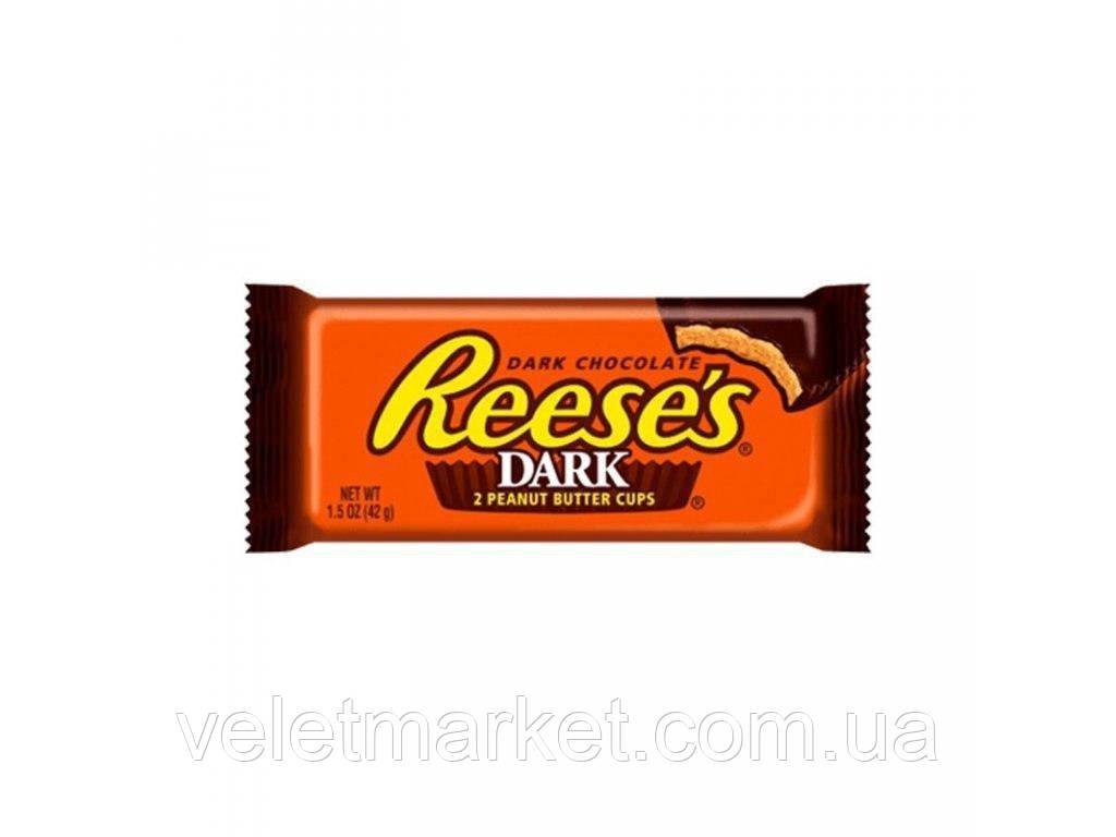 Батончик Reese's в черном шоколаде 42 г