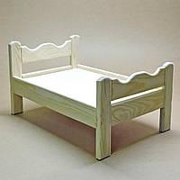 Кровать игрушечная Ариэль без отделки