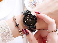 Женские наручные часы 2018 Sanda P243 Black
