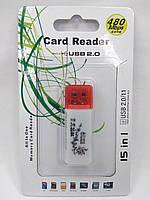 TF CARD READ tp40 Black