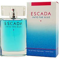 Женская туалетная вода Escada Into the blue (Эскада Инто зе блу), фото 1