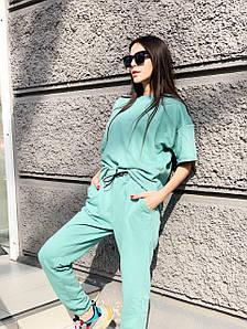 Женский спортивный костюм с футболкой (р. SM, LXL)