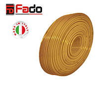 FADO Труба PEX-A с кислородным барьером 16x2.0 500 м.Труба для теплого пола.