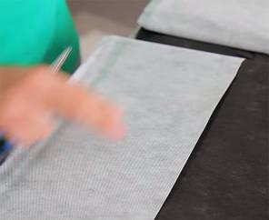 Черно-белое агроволокно «Agreen» (1.07х50 м рулон) для мульчирования, оригинал, фото 2