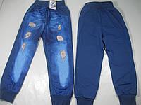Штаны для мальчиков, размеры 104,110,116,122. арт. S-583, фото 1