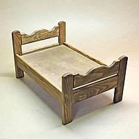 Кровать игрушечная Ариэль капучино