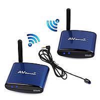 Maituo Беспроводной удлинитель AV (RCA) сигнала PAT-530 5.8GHz до 200м