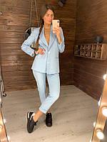 Женский  брючный костюм 735, фото 1