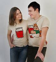 Парные футболки Карлсон