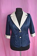 Стильный женский пиджак модного кроя