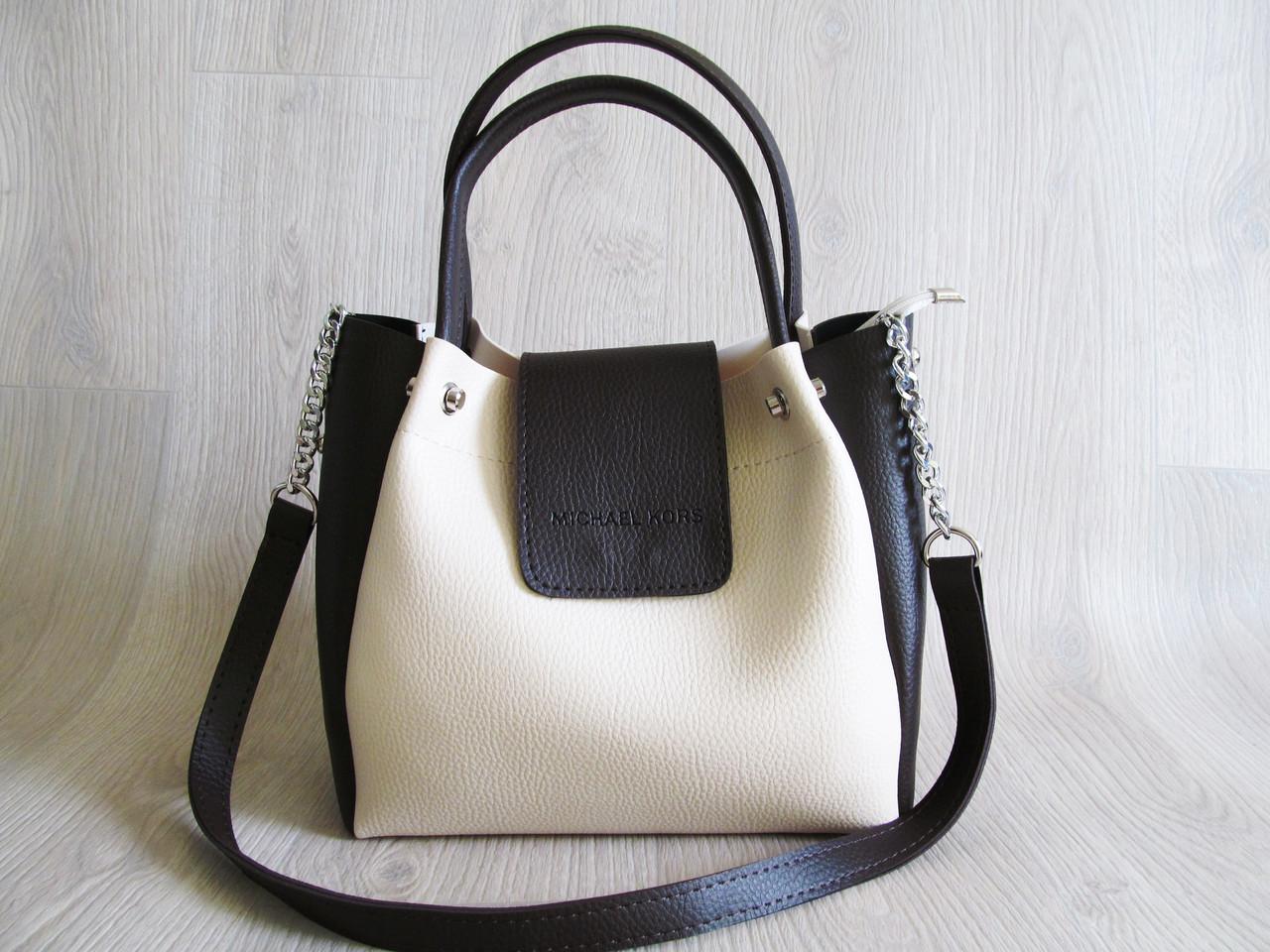 a61b47ba2066 Женская сумка копия Майкл Корс с клапаном -