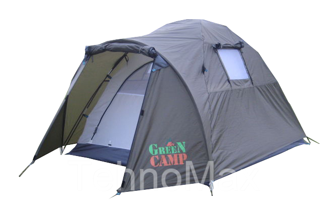 Палатка двухместная 3006 GreenCamp, фото 2
