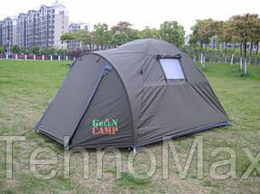 Палатка двухместная 3006 GreenCamp, фото 3
