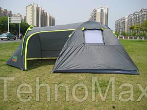 Палатка четырехместная 1009 GreenCamp, фото 3