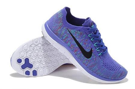9eb5229e Женские кроссовки Nike Free Run 4.0 Flyknit сиреневый: продажа, цена ...