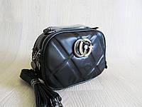 Стильная женская сумочка копия Gucci