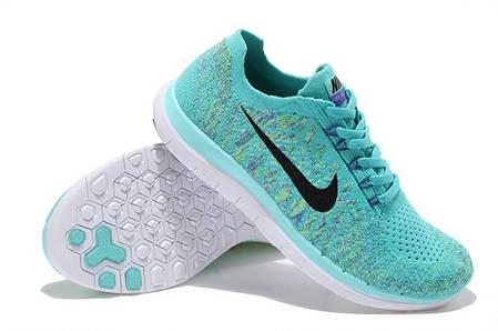 e40d493b Женские кроссовки Nike Free Run 4.0 Flyknit бирюзовый: продажа, цена ...