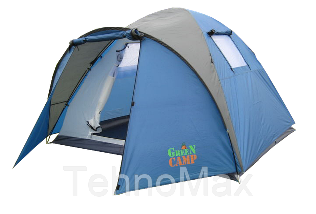 Палатка четырехместная 1004 GreenCamp, фото 2