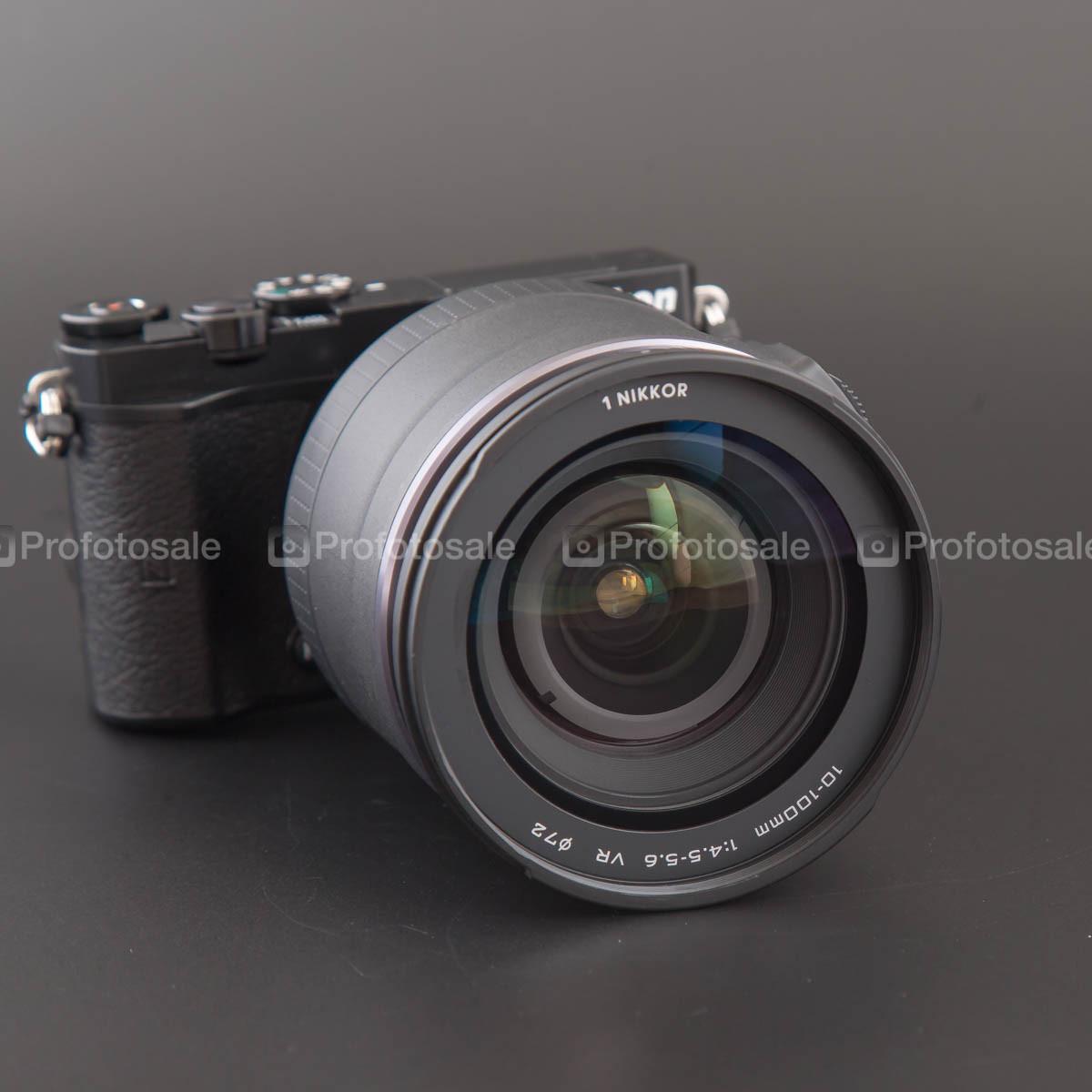 Nikon 1 J5 kit  10-100mm 1:4.5-5.6 VR