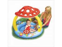 Детский надувной бассейн «Грибочек» Intex 57407