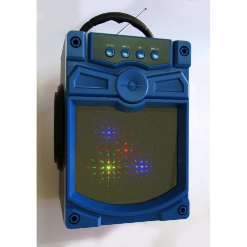 Портативная колонка KX-93 Blue