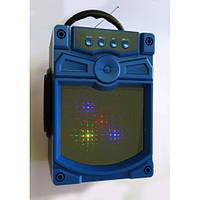 Портативная колонка KX-93 Blue, фото 1