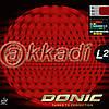 Накладка для настольного тенниса Donic Akkadi L2