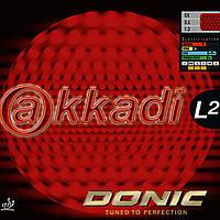 Накладка для настольного тенниса Donic Akkadi L2, фото 1