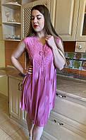 Женская ночная рубашка Код п197