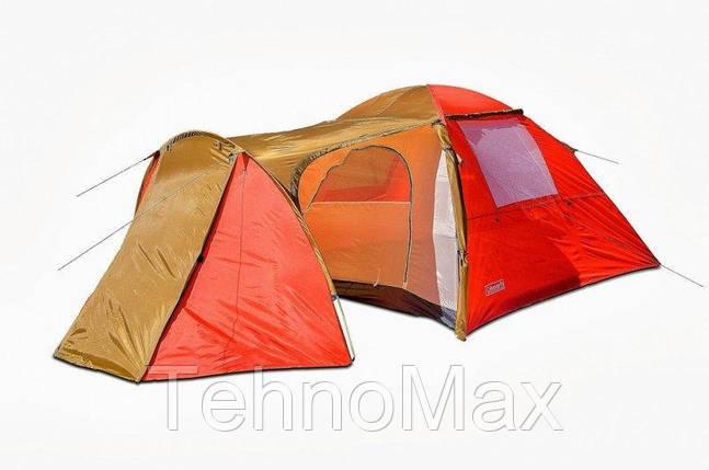Туристическая палатка 4-х местная Coleman 1036, фото 2