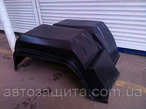 Подкрылки на УАЗ-3160 (передние)