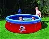 Детский надувной  бассейн, размер 274х76 см
