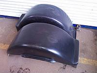 Подкрылки на УАЗ-3160 (задние)