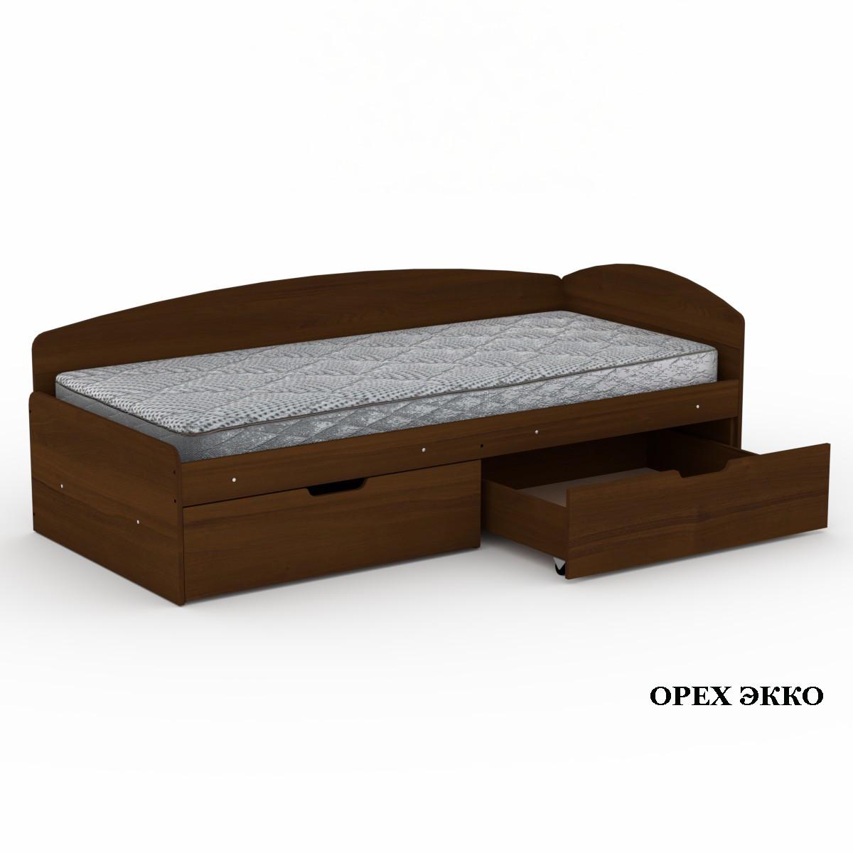 Кровать-90+2С Компанит