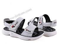 Детские сандалии GFB оптом, с 32 по 37 размер, 8 пар