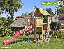 Детский игровой комплекс Jungle Gym Cubby
