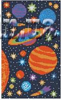 Княгиня Ольга Схема для вышивки бисером Зоряний космос СКМ-67