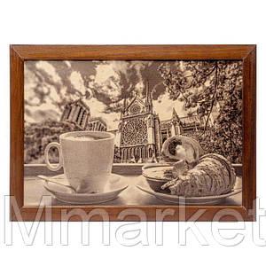 """Поднос на подушке """"Изысканный завтрак"""" 040456"""