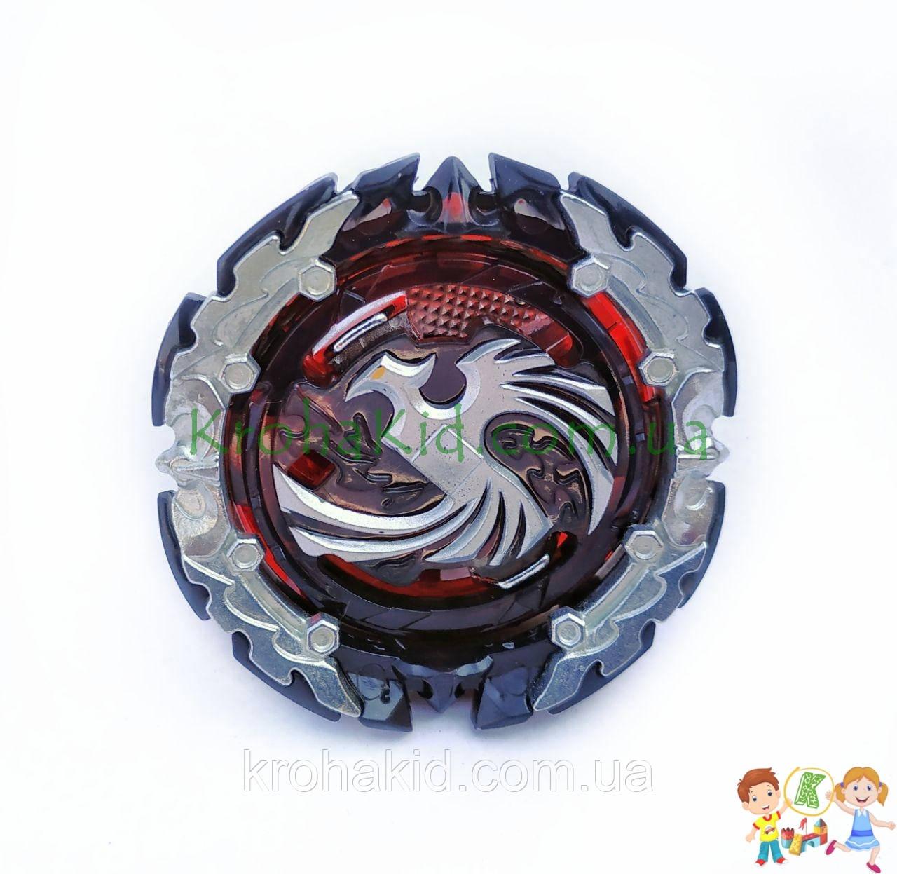 BeyBlade Dead Phoenix F5 0.At. B-131 / Бейблейд Дед Феникс F5 Flame (красный с черным)