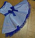 Детское праздничное платье Стиляги Размеры 116- 146, фото 5