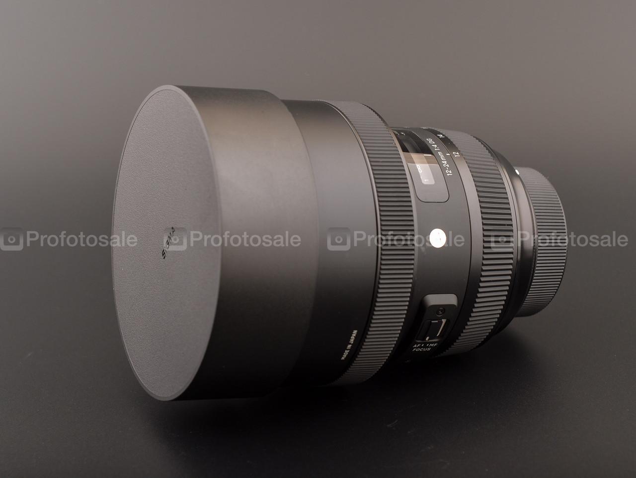 Sigma AF 12-24mm f/4 DG HSM Art Nikon