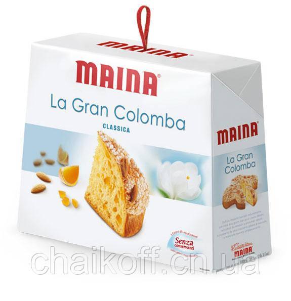 Пасхальный кулич Maina La Gran Colomba classica 750 г ( Италия)