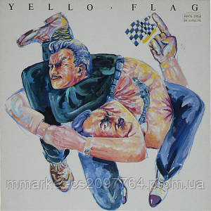 Пластинка YELLO Flag LP